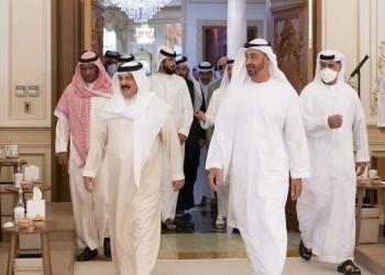 محمد بن زايد وملك البحرين حمد بن عيسى يبحثان العلاقات الأخوية