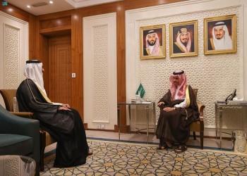 وزير الخارجية السعودي والسفير القطري يبحثان العلاقات الثنائية