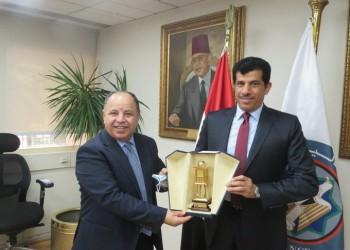 مباحثات قطرية مصرية لتعزيز التعاون الثنائي