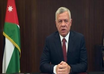 ملك الأردن: الإجراءات الإسرائيلية أحادية الجانب تزعزع الاستقرار في المنطقة