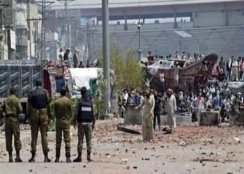 """وسط استنفار أمني.. """"لبيك باكستان"""" المحظورة تستعد للزحف إلى إسلام آباد"""