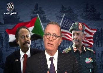 تفاصيل المحاولة الأخيرة من مبعوث واشنطن لمنع انقلاب السودان
