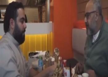 تركي آل الشيخ يهاجم إعلان مطعم شاورما سعودي بطله فنان مصري شهير